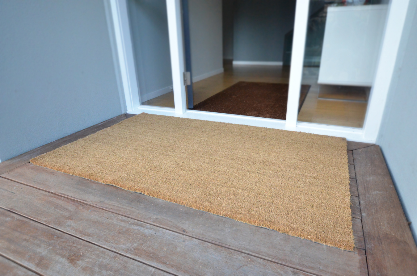 Starlux Coir Barrier Matting Commercial Matting